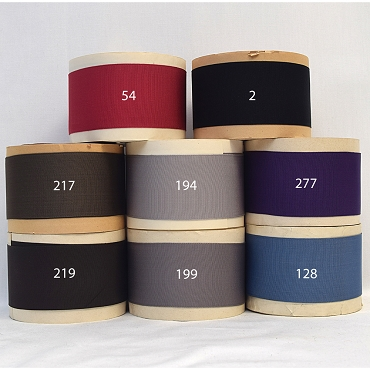 1-7/8 inch (50mm) Rayon Woven Edge Grosgrain Ribbon