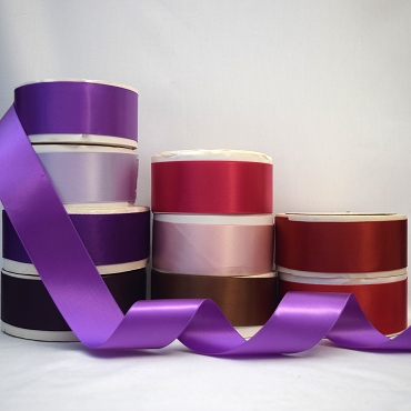 1.5  (38mm) Double Face Satin Ribbon