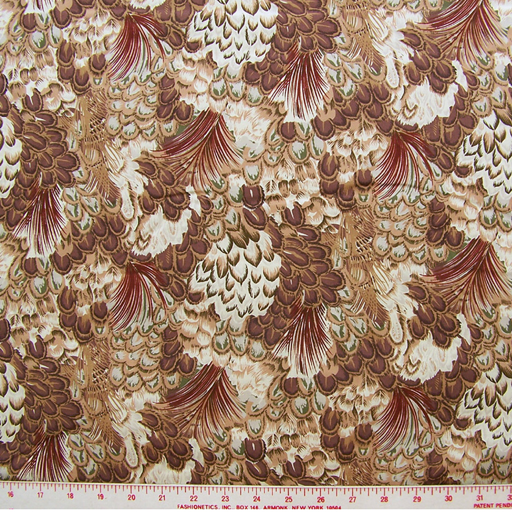 Verona Floral Pima Cotton Lawn Fabric