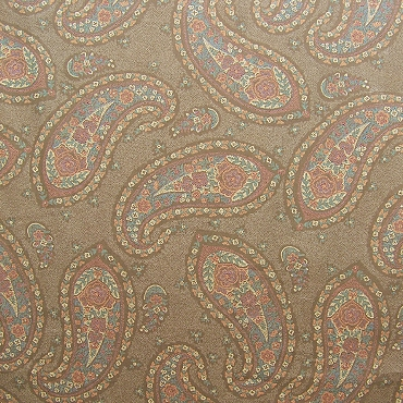 Venezia Paisley Pima Cotton Lawn Fabric
