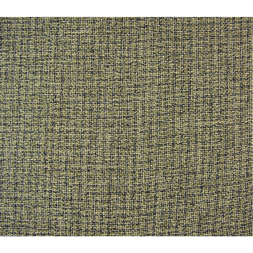 Havre Bernard Olive and Black Dash Line Wool Fabric