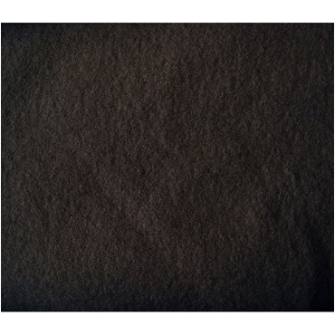 Chocolate Brown Cashmere Wool Blend Fabric