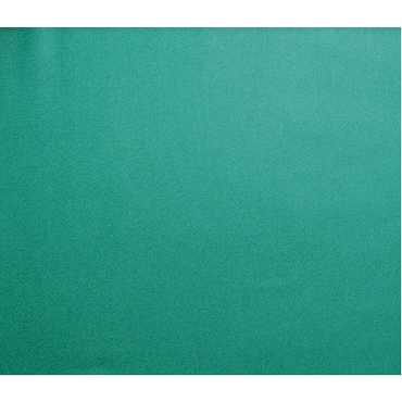 Teal Green Wool Blend Melton Fabric
