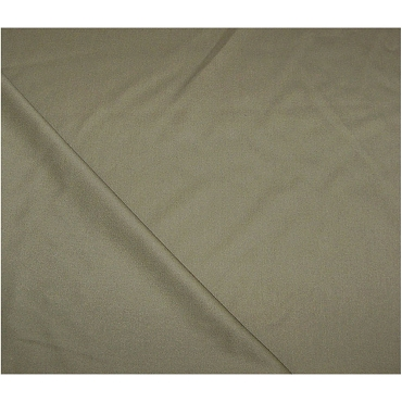 Imported Olive Green Gabardine Fabric
