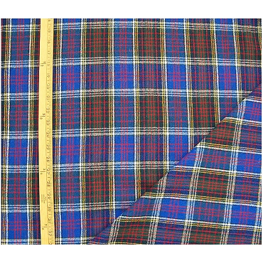 Landau Anderson Scotch Tartan Plaid Fabric