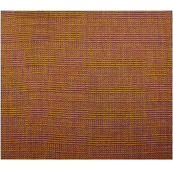 Havre Bernard Brown Orange Wool Blend Fabric